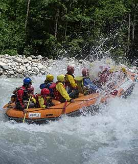 rafting Advanced